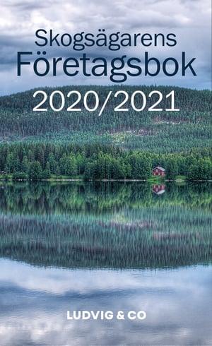 framsida Skogsägarens företagsbok 2020